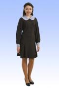 Школьное платье большого размера