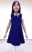 купить синий школьный сарафан в новосибирске