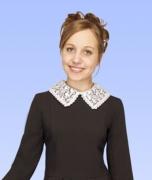 купить воротнички к школьному платью форме в новосибирске