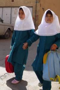 Школьницы Ирана