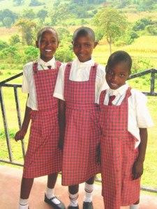 школьная форма в Кении